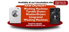 Raw Customer Returns Built-in, Freestanding, Integrated Laundry, Washing Machines, Tumble Dryers, Washers, Dryers