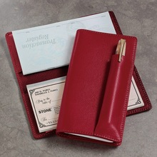 ADACHB - 0033 new arrival checkbook cover with pen loop