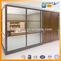 perfil de aluminio con puertas correderas armario