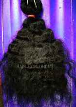FULL CUTICLE FREE VIRGIN WAVY HUMAN HAIR FROM HAIR VENDORS IN INDIAN VIRGIN WAVY HAIR