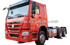 China manufacturer HOWO 371HP 6x4 tractor head for sale