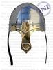 VIKING NASAL HELMET ,Viking helmet with horns , Viking horned helmets