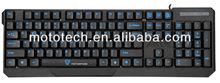 Laptop Keyboard for IBM SL410K SL410 US layout