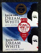 50 Kojie San Kojic Acid Dream White Collagen Lightening Soap