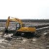 21t Crawler Excavator SC210.8 with Cummins Engine