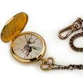 Antílope design clássico antigo árabe hunter completa pocket watch cadeia longa qualidade valor