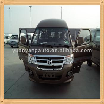 Foton View Minibus (Diesel & Gasoline)