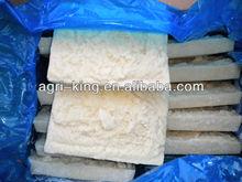 vegetable price/frozen garlic cubes being hot