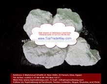 High degree of whiteness LimeStone