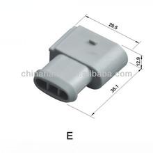3 pin automotive waterproof electrical connectors DJ7035-3.5-11