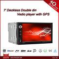 Duplo din tft touch screen carro mp5 jogador 7'' polegadas mp3/mp4 usb/sd sou/fm tv bluetooth download de jogos para mp4 digital