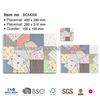 Custom UV printed MDF placemat