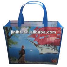 Fashion Laminated Non Woven Waterproof Bag