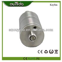 No leaking rebuildable atomizer kayfun lite plus with adjust center pin