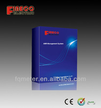Fineco automatic meter reading system amr system hybrid system