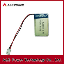 UL approved rechargeable polymer 603048 li-ion 3.7V 900mAh battery