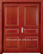 best price fire rated wooden double door