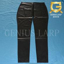 Adultos sexy pantalones de látex