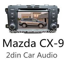 Mazda CX-9 DVD GPS NAVIGATION double din car audio