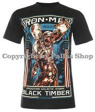 Iron Man Superhero T-Shirt (NS031)