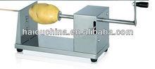 H001 Stainless Steel Manual Spiral Potato slicer