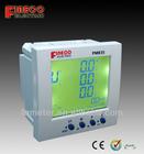 three phase kw meter ac amp panel meter
