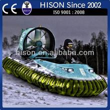 líder de china de la marca pwc hison lago aerodeslizador de rescate del tanque