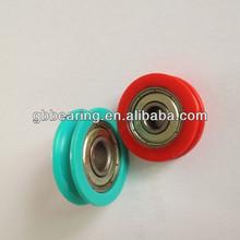 high performance Ugroove sliding furniture door | wheels wheels for shower room |shower doors bearings