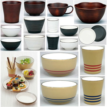 Excellent heat retention japan china dinnerware of large capacity for everyday use