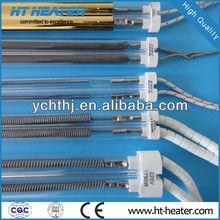 Hongtai CE Approved infrared medium wave black quartz heater