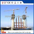 Flat top guindaste de torre / mobile guindaste de torre