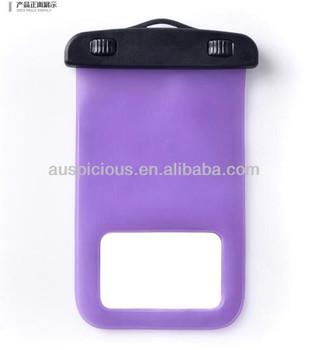 New Design PVC Waterproof Cellphone Bags