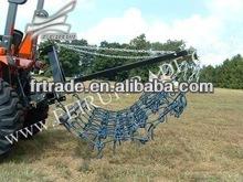 Tractor drag chain harrow/Drag harrow implement/Field drag harrow