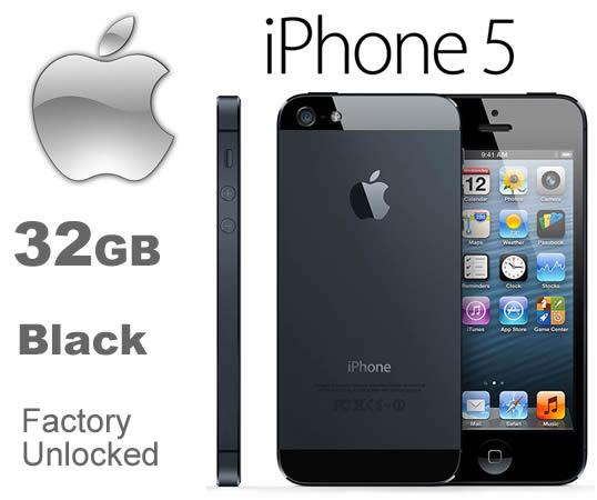 Apple Iphone 5s 32gb Black Iphone 5 Black 32gb Iphone 5