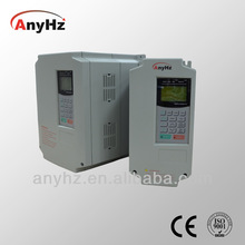5500W 400V control techniques inverter with LCD display and full-oriented protection