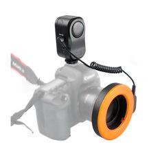 Universal 48pcs LED 49-67mm Adapter Ring Photography Light