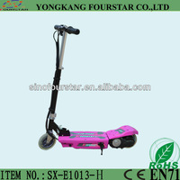 Lightest 120W Mini Electric Scooter, Electric Scooter wth New PU Tyres for Sale SX-E1013-H