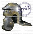 Antichi elmi medioevali, armatura elmo medievale, romana casco trooper