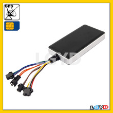 GPS Vehicle Tracker, Built-in GSM / GPS Antenna, Support SOS Function,GSM Band: 850 / 900 / 1800 / 1900MHz