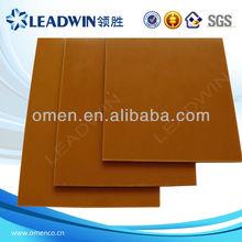 pertinax sheets/phenolic laminate bakelite insulation panel