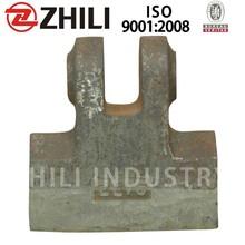 Bimetal Crusher Hammer Parts Obtain Five Practical Patents