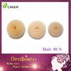 professional chignon hair pieces bun hair donut