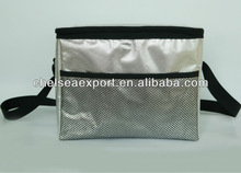 2014 new style fashion foldable aluminum foil cooler bag Yiwu factory
