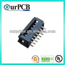 manufacturer SMT 5.6 HEIGHT 7+15 PIN SATA CONNECTOR