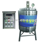 Automatic High quality fresh milk pasteurizer and sterilizer for sale