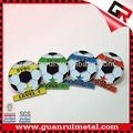 super qualidade crazy venda esmalte emblemas de futebol