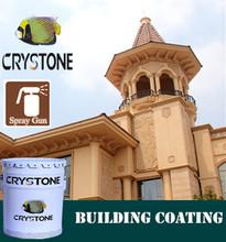 2014 Crystone Multi Color Impressionism Stone Spray Coating