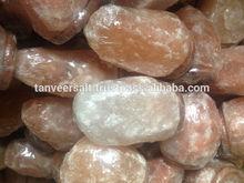 2 a 3 kg, himalayano naturale rock forma di lampade di sale