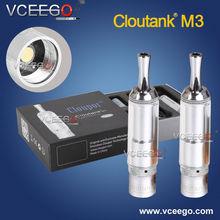 Cloutank M3 2 in1 wax and dry herb vaporizer wholesale hottest vape ape vaporizer
