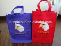pp non woven supermarket gift bag